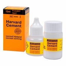 Harvard Cement provisorische Zahnfüllung Zahnzement Dental Zahn Zement