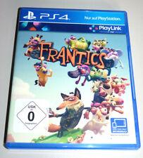 FRANTICS (PLAYSTATION 4) PS4 DEUTSCH Playlink