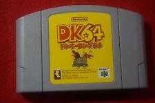 Nintendo 64 N64 Donkey Kong 64 Japan