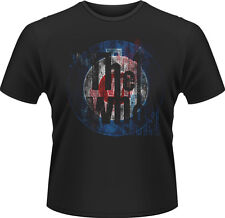 The Who - Textured Target T-Shirt Homme / Man - Taille / Size S PLASTIC HEAD
