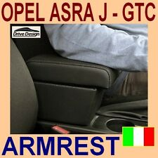 OPEL ASTRA J - GTC - armrest with large storage - High QUALITY - made in Italy-@