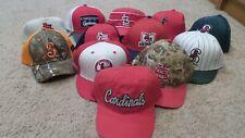 St Louis - Springfield Cardinals Baseball Hats, SGA's - Your Choice