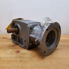 Nord DriveSystems 02050 N140TC Gear Reducer, 1372 lb.-in., 64n RPM, 27.21:1, M1
