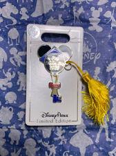 Disney Parks Mickey Mouse Icon Key & Diploma Pin 2020 Graduation LE 4500