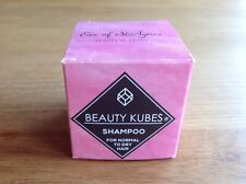 Beauty Kubes Plastic Free Shampoo For Normal To Dry Hair - Two Cubes Missing
