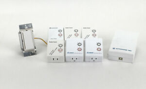 8 Piece X10 LOT Home Automation Lamp Relay Transceiver Appliance Modules