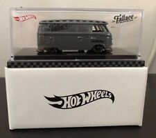 2017 Hot Wheels FATLACE ILLEST VW Volkswagen T1 Panel Bus SOLD OUT LIMITED 4000