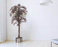 Red Flowering Japanese Artificial Trees - Plant, Luxury Artificial Wisteria tree