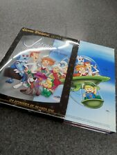 The Jetsons Complete First Season (DVD, 2004, 4-Disc Set) Hanna Barbera Golden