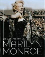 Marilyn Monroe: Life in Pictures, Clayton, Marie, Very Good Book