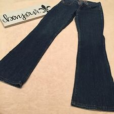 Parasuco Ergonomic Jeans Women's Boot Cut SIZE 27 (J3)