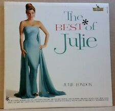 Julie London . The Best of Julie . Cry Me a River / Daddy . 1962 Liberty LP