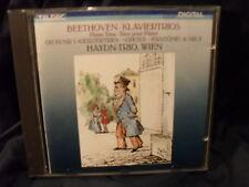 Beethoven - Klaviertrios Op. 70 Nr. 1 & 2  -Haydn Trio, Wien