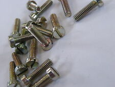 "25x 4BA Cheese Head Screw 1/2"" Model Making Crafts Electronics etc FB12-4BA"