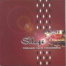 Vegas Car Chasers by Silage (CD, Nov-1998, Silvertone Records (USA))