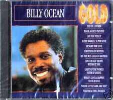 BILLY OCEAN  -  Gold      (CD Sigillato)