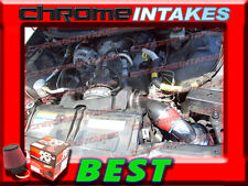K&N+RED 1995 1996 1997 CHEVY CAMARO/PONTIAC FIREBIRD 3.8 3.8L V6 AIR INTAKE KIT