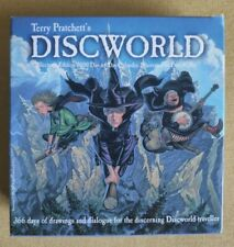 More details for terry pratchett's discworld collectors edition 2000 day to day calendar
