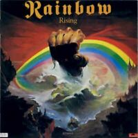 RAINBOW rainbow rising (CD, album) hard rock, classic rock, very good condition