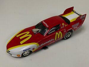 1/24 Action NHRA Funny car Pontiac Cruz Pedregon McDonalds RCCA Piece  JD466B