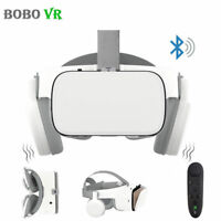 Bobo VR Z6 Helmet 3D Glasses Virtual Reality Headset For IOS Android Smartphone