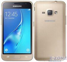 Samsung Galaxy J106H-DS J1 mini 3G LTE Gold 8GB Unlocked Mobile Phone