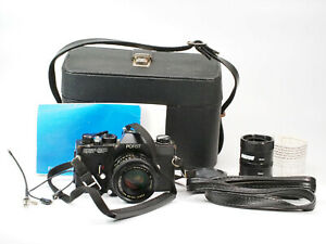 Alte Kamera PORST compact reflex SP Spiegelreflexkamera COLOR MC AUTO 1:1.7; K51