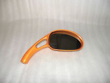 Miroir rétroviseur droite, orange pour Malguti F15, F12, F10, CR1, Centro,