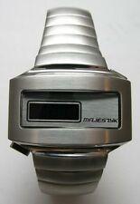 LED Watch Majestyk. sehr selten zu finden. eine bei eBay. Sammlerstück Artikel oder zu verwenden