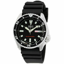 Seiko Prospex Men's Black Watch - SKX173