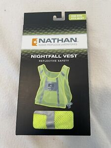 Nathan Reflective Tri-Color Running Vest
