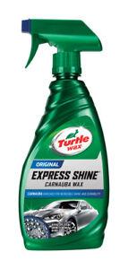 Turtle Wax T136R Express Shine Spray Auto Car Wax Shine & Protect NEW 16oz