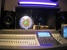 Sony DMX-R100 Ver 2.2 .48 Ch.  Digital Mixing Console