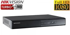 HIKVision Turbo HD DVR 4 Channels Original Digital Video Recorder DS-7204HGHI-F1