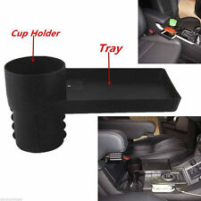 Car Food Snack Tray Drink Bottle Cup Holder Mount Stand Storage Organizer New