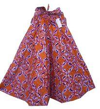 Ankara Skirt African Wax Fabric Maxi Long Full Skirt Dashiki Maxi 90s Plus Size