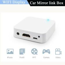 Car HD Multimedia Display WiFi Mirror Link Box Adapter Airplay for Android iOS