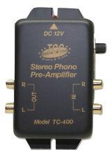 TCC TC-400G/L RIAA Phono Preamp; Classic Style, Superior Performance