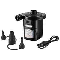Pompe à Air éLectrique Rechargeable Portable Gonfleur à Remplissage Rapide a M1Y
