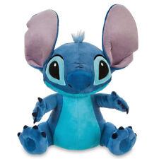 "NWT Disney Store Authentic Stitch Plush Doll Medium 16"" H Lilo & Stitch Toy"
