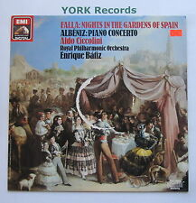 ASD 1653881 - FALLA - Nights In The Gardens Of Spain BATIZ RPO - Ex LP Record