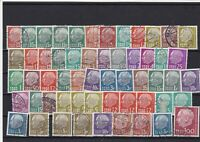 saar mixed stamps ref 16449
