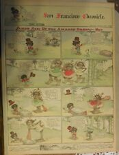 Sambo and His Funny Noises by Marriner from 3/24/1912 Full Size !