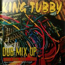 KING TUBBY  DUB MIX UP RARE DUBS 1975-1979 NEW CD £9.99