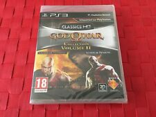 GOD OF WAR CLASSICS HD VOLUME 2 - PLAYSTATION 3 - NEUF SOUS BLISTER