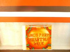 DANCE PARTY CHRISTMAS MIX Music Audio CD