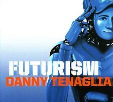 DANNY TENAGLIA = Futurism = 2CD = TECHNO HOUSE TECH HOUSE !!!