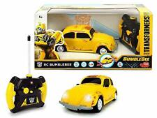 Brand New Boxed Transformers Bumblebee RC Remote Control Racing Car Toy Gift