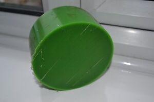 Verde Oilon Aceite Lleno Nylon Nylube Ertalon Lfx 25mm 30mm 40mm Hasta 500mm De