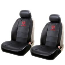 Brand New Dodge Ram Elite Style Car Truck Synthetic Leather Front 2 Seat Covers